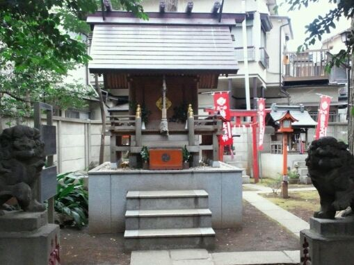 東京にある【天気回復・晴天】のご利益がある神社【気象神社】