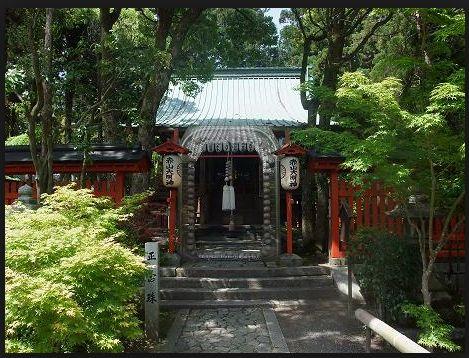 京都にある喘息にご利益がある神社【赤山禅院】
