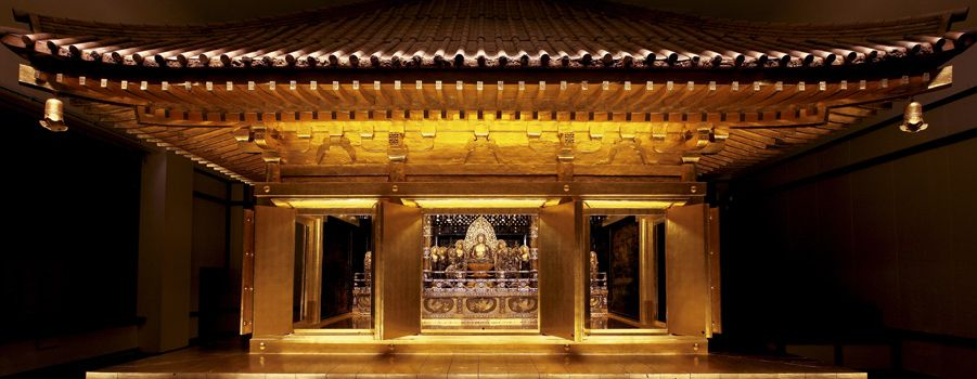 岩手県にあるパワースポット神社【中尊寺】