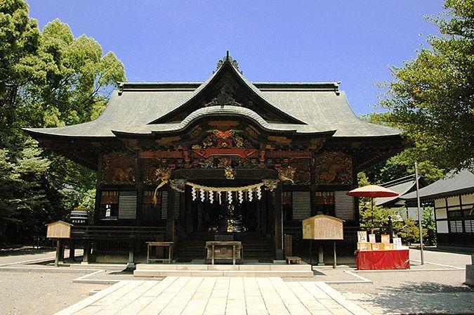 埼玉県にある学業成就にご利益がある神社【秩父神社】