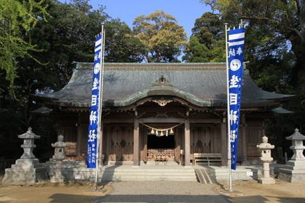 宮崎県にある眼病にご利益がある神社【生目神社】