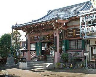 東京にある旅と飛行安全のご利益がある神社【飛不動尊】