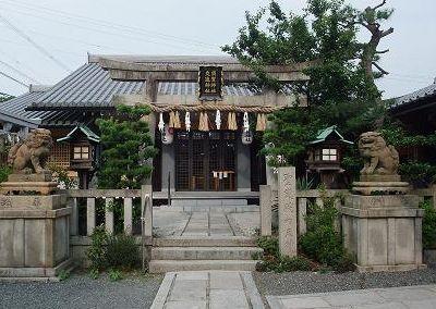 京都にある交通安全のご利益がある神社【須賀神社・交通神社】