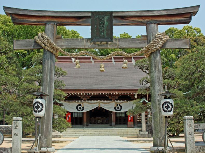 山口県にある合格祈願にご利益がある神社【松陰神社】