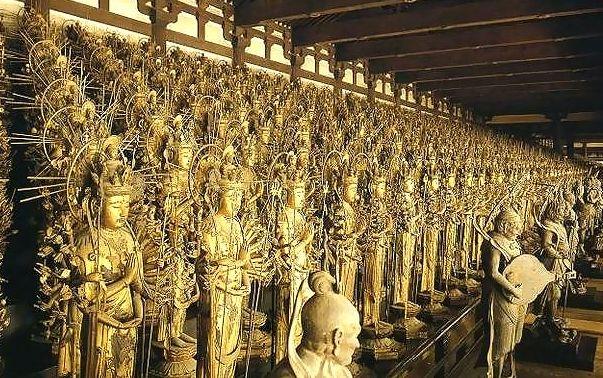 京都にある頭・首から上の健康にご利益がある神社【三十三間堂】