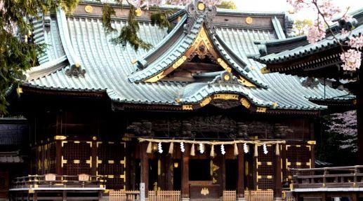 静岡県にある商売繁盛にご利益のある神社【三嶋大社】