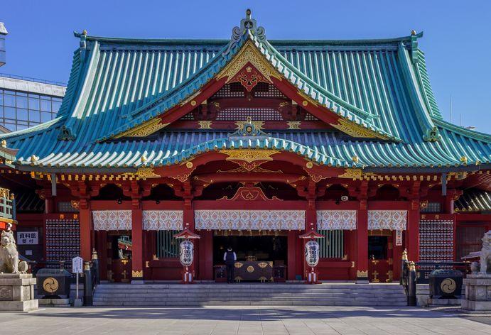 東京にある商売繁盛のご利益がある神社【神田神社】