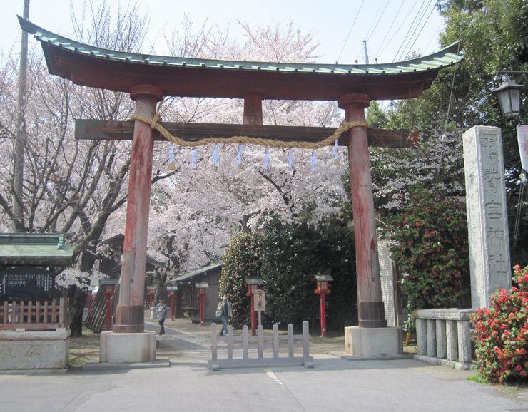 埼玉県にある商売繁盛のご利益がある神社【鷲宮神社】