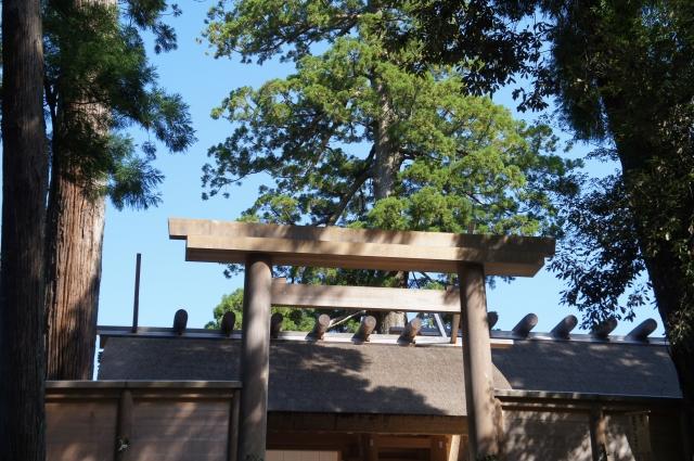 三重県にあるパワースポット神社【伊勢神宮】