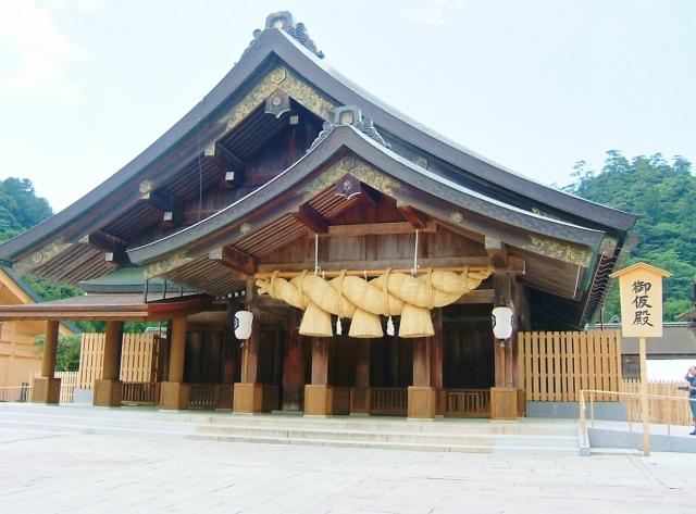 島根県にあるパワースポット神社【出雲大社】