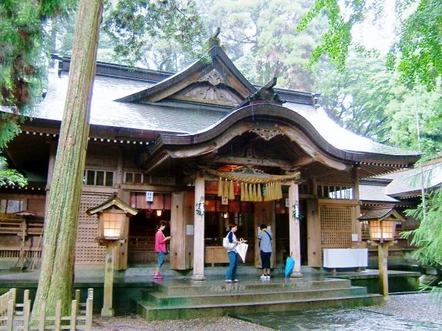 宮崎県にある夫婦円満のご利益がある神社【高千穂神社】