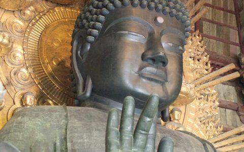 奈良県にある諸願成就にご利益がある神社【東大寺】