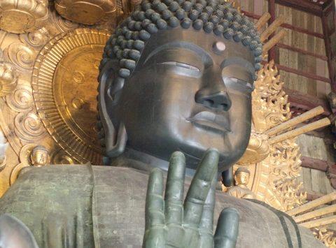 東大寺の奈良の大仏